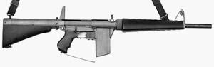 Дробовик Assault Shotgun (AA-12)